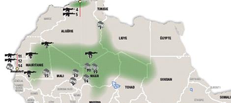 Al-Qaëda e il Maghreb – L'AQMI