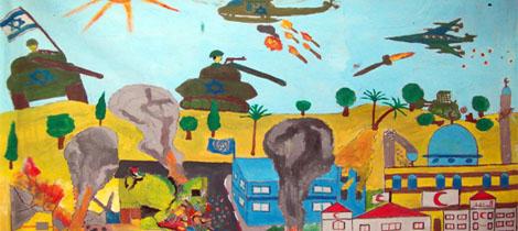 GAZA: la guerra ed i bambini