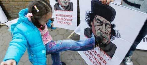 Propaganda e disinformazione nella crisi libica