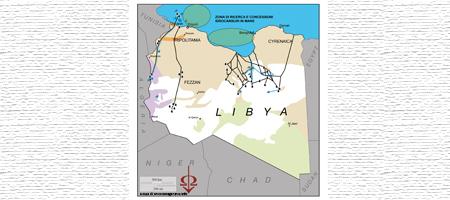 Gheddafi e la Libia