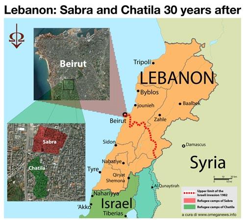 Sabra e Chatila, una strage annunciata e impunita