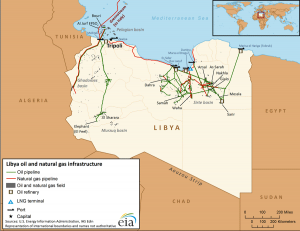 Il Petrolio e la Libia