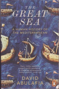 THE GREAT SEA, di David Abulafia