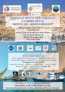 Dialogo mediterraneo – Convegno sul tema «Rotte mediterranee, stimolo della comunicazione all'interno del Mediterraneo» – Roma, 16 maggio 2017, 1500/2000