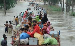 La minaccia dei profughi ambientali